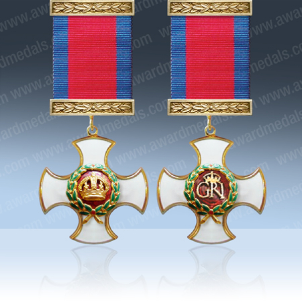 Distinguished Service Order GVIR 2nd Type