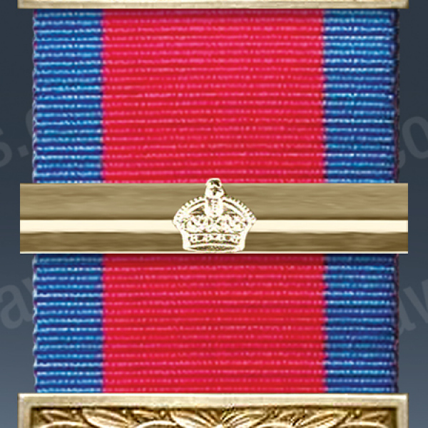 Distinguished Service Order 2nd Award Bar