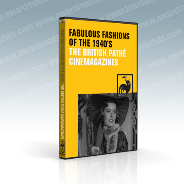 Fabulous Fashions of The 1940s [DVD]