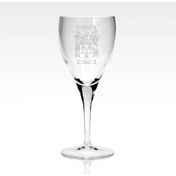 Plain Glass Wine Glass