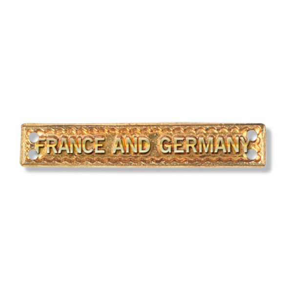 France & Germany Miniature Bar
