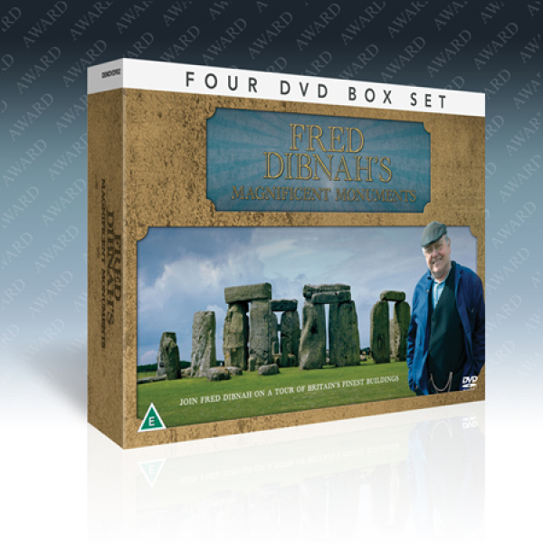 Fred Dibnahs Magnificent Monuments [4DVDs]