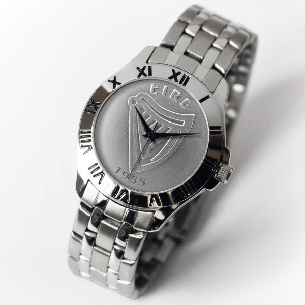 Irish Patriot Watch Silver Bracelet