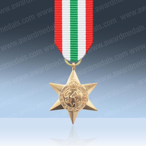 Italy Star Miniature