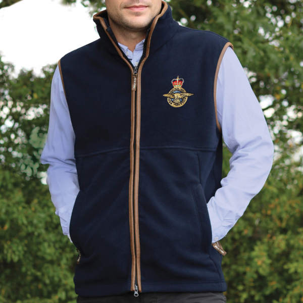 Countryman Fleece Gillet