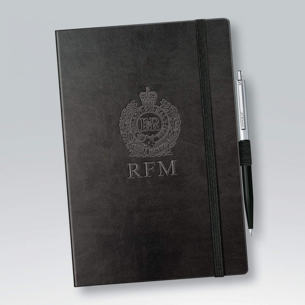 Personalised myNo Journal With Pen