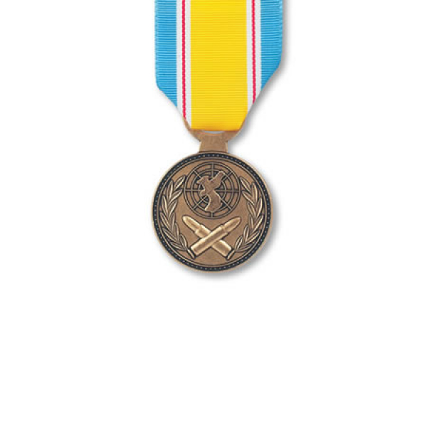 Korean War Miniature Medal