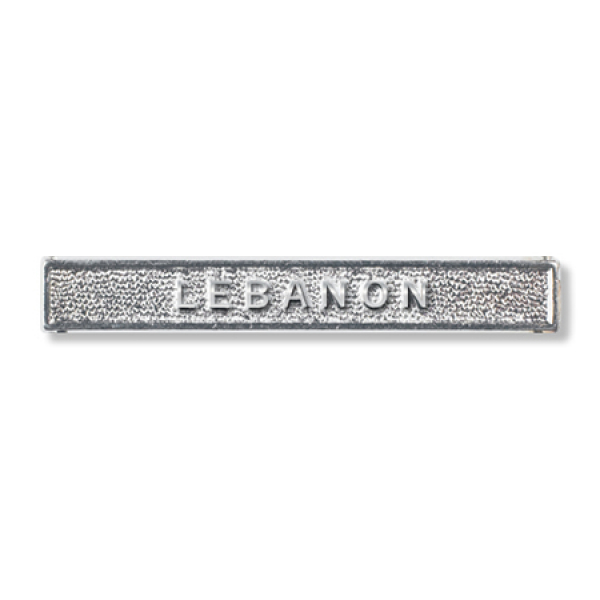 Lebanon Clasp