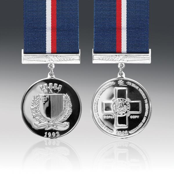 Malta George Cross Medal