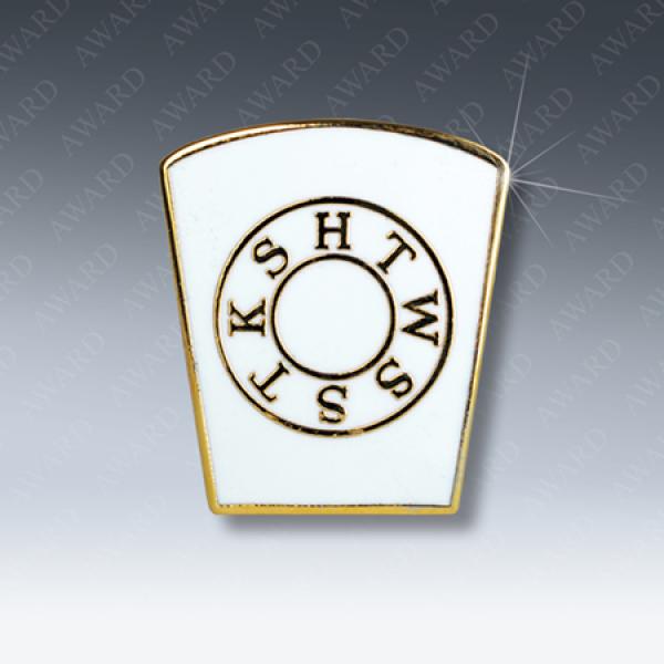 Mark Masonic Lapel Pin