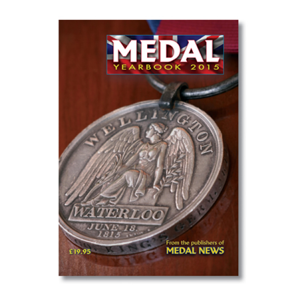 Medal Yearbook 2015