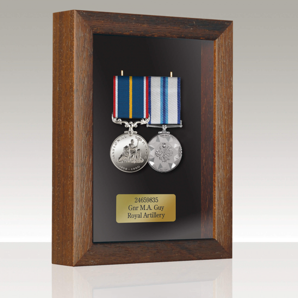 Medal Box For 2-3 Medals