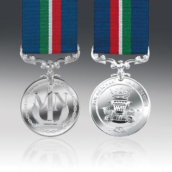 Merchant Navy Service Medal