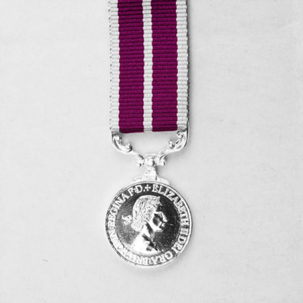 Meritorious Service Miniature Medal EIIR