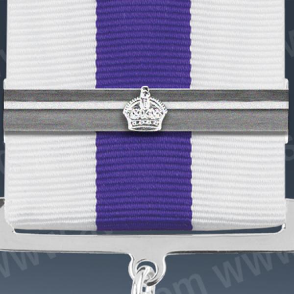 Military Cross Gilt Plated 2nd Award Bar