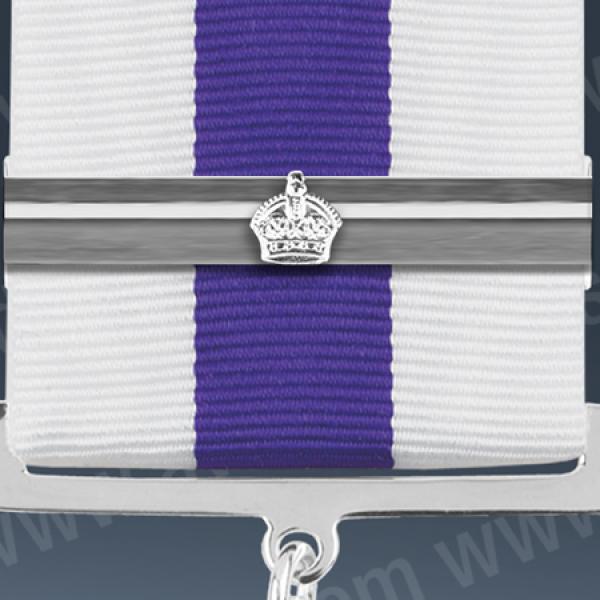 Military Cross Silver 2nd Award Bar