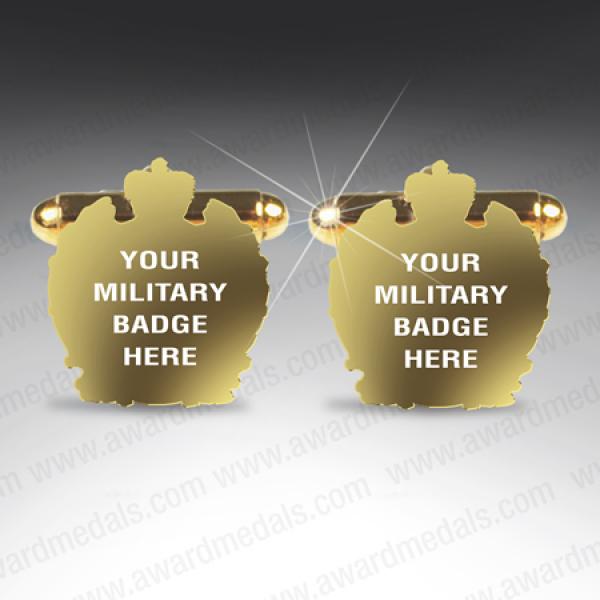 Military Cufflinks