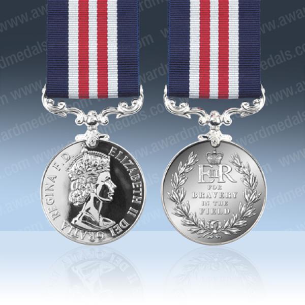 Military Medal EIIR