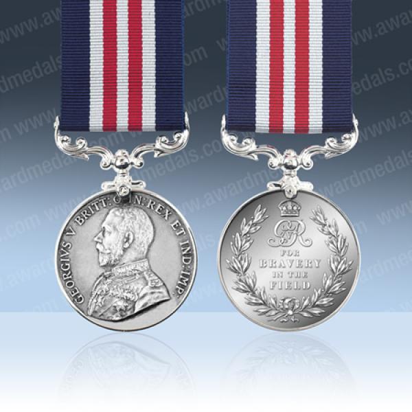 Military Medal GV