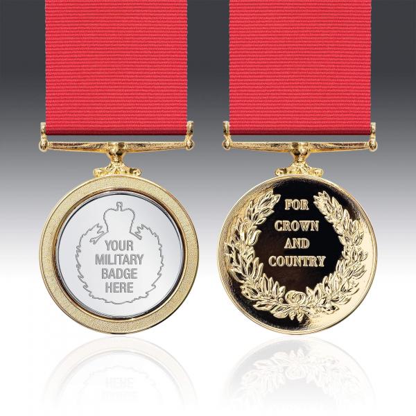 Commemorative Service Medal
