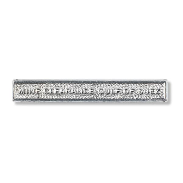 Mine Clearance Gulf Of Suez Miniature Clasp