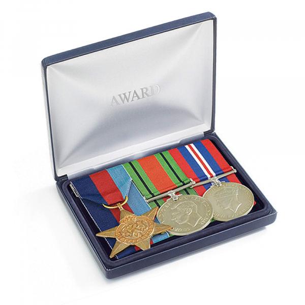 Personalised Medal Storage Case 2-3 Medals