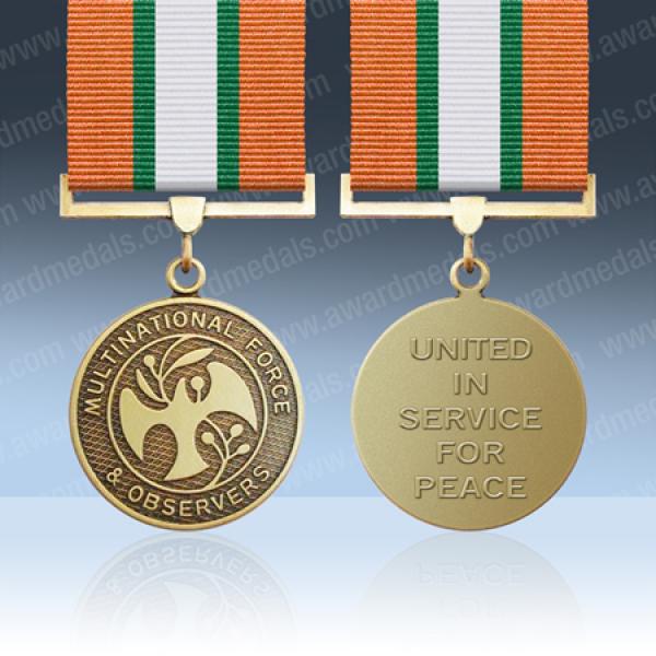 SINAI Multi National Force Medal