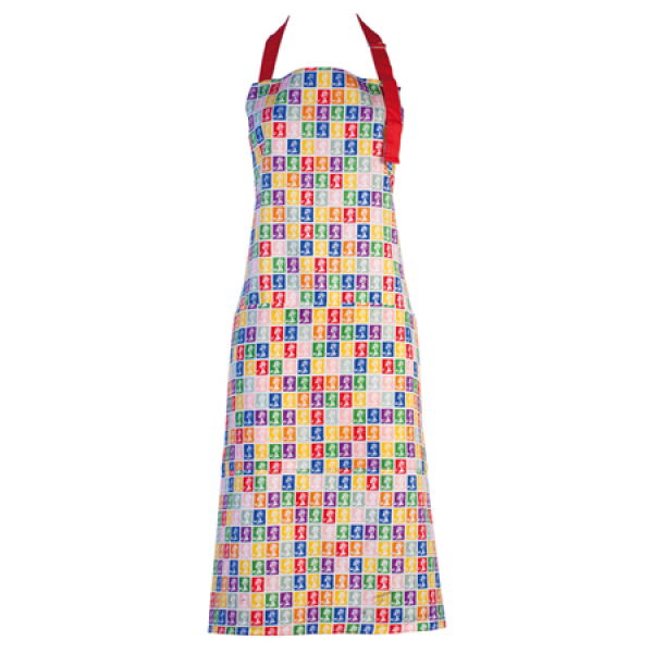 Multicoloured Apron