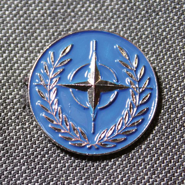 Nato Lapel Badge