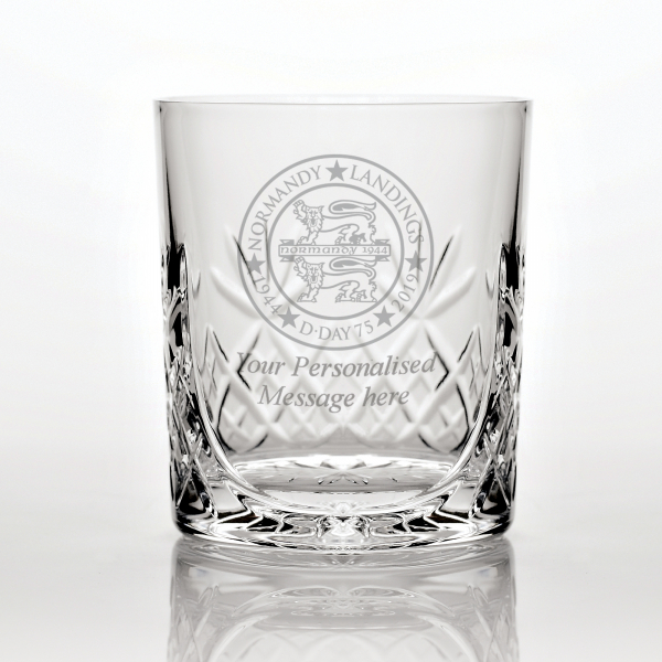 Normandy 75 Whisky Tumbler