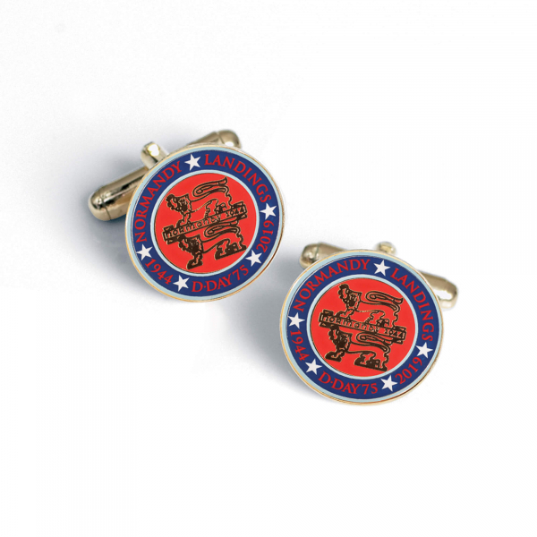 Normandy 75 Cufflinks