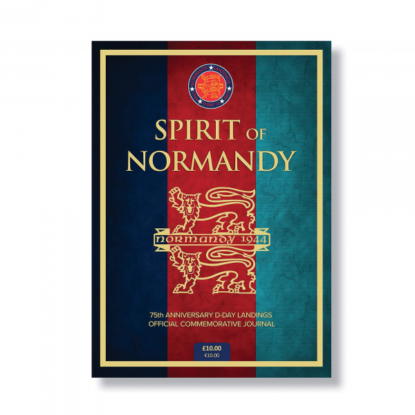 Normandy 75  Anniversary Commemoration Journal