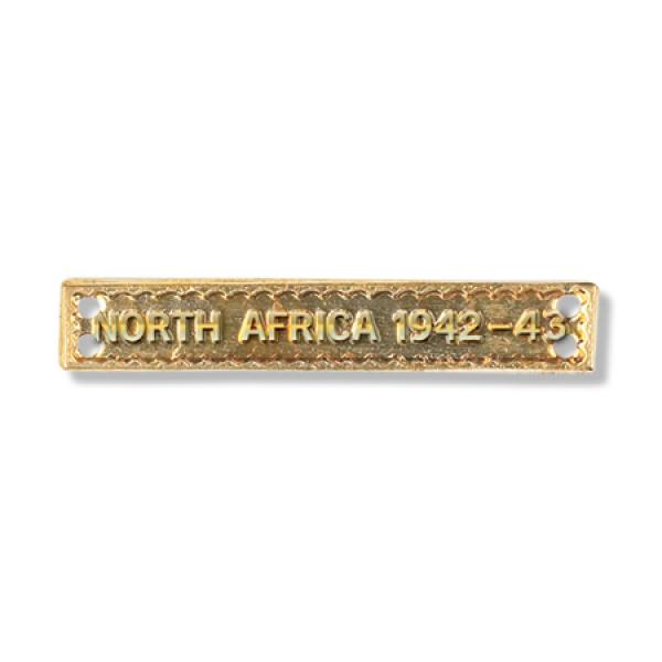North Africa 1942-43 Miniature Bar