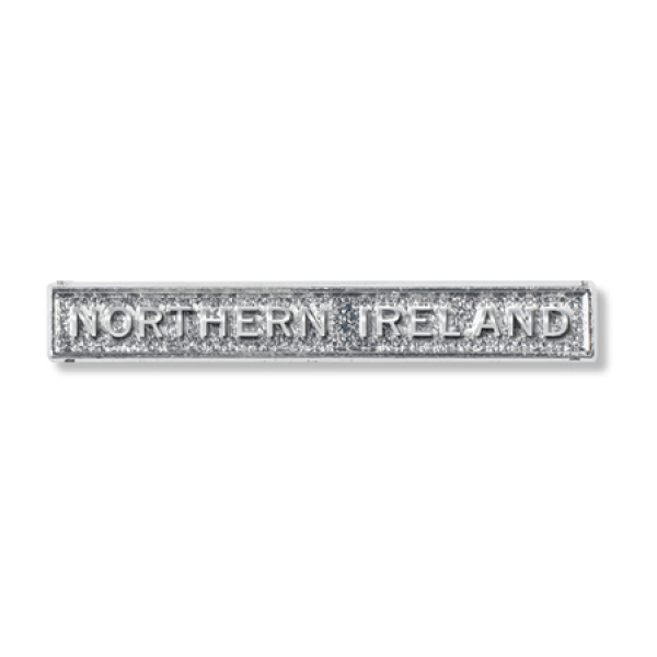 Northern Ireland Miniature Clasp