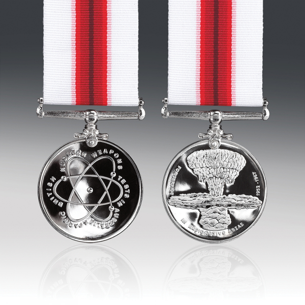 British Nuclear Weapons Tests Medal