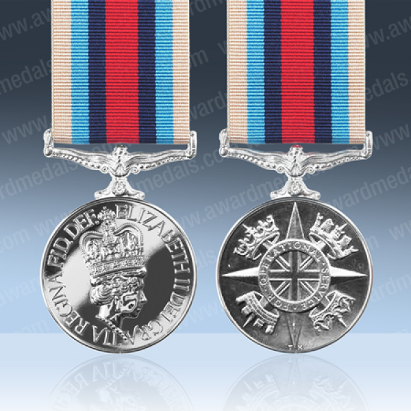 Operational Service Medal Afghanistan