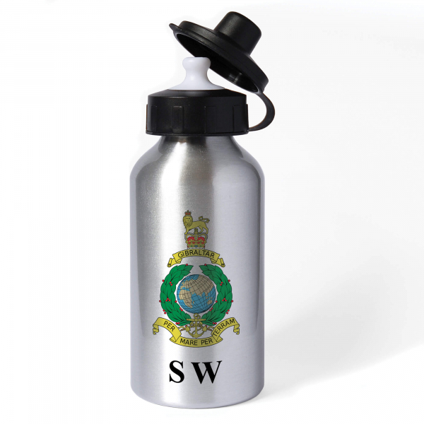 Personalised Aluminium Water Bottle