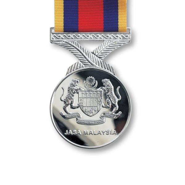 Pingat Jasa Malaysia Miniature Medal