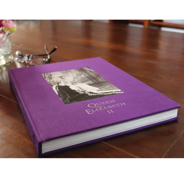 Queen Elizabeth II Book