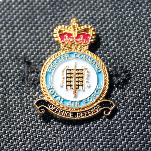 RAF Fighter Command Lapel Badge