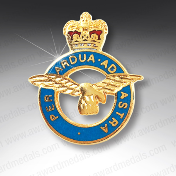 RAF Lapel Badge
