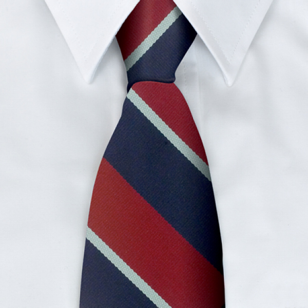 Polyester RAF Tie
