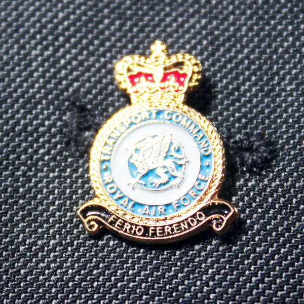 RAF Transport Command Lapel Badge
