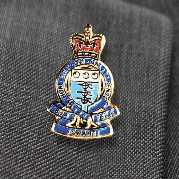 Royal Army Ordnance Corps Lapel Pin