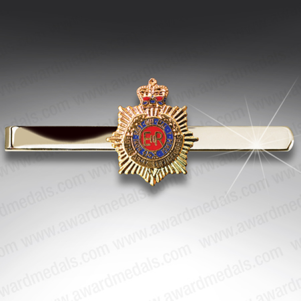 Royal Army Service Corps Tie Slide