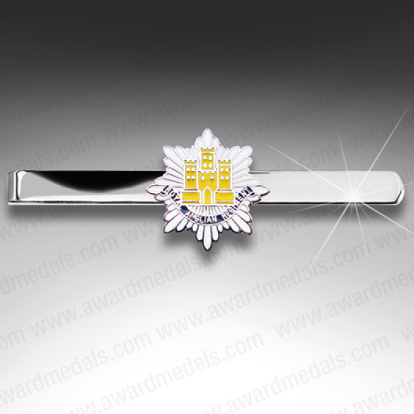Royal Anglian Regiment Tie Slide