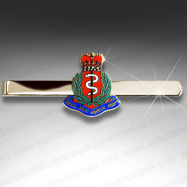 Royal Army Medical Corps Tie Slide