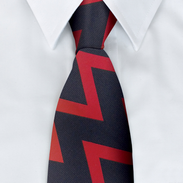 Royal Artillery Silk Tie