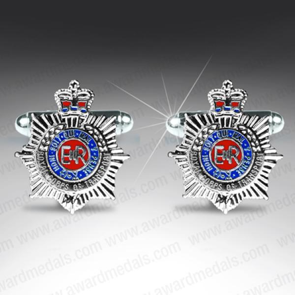 Royal Corps of Transport Cufflinks