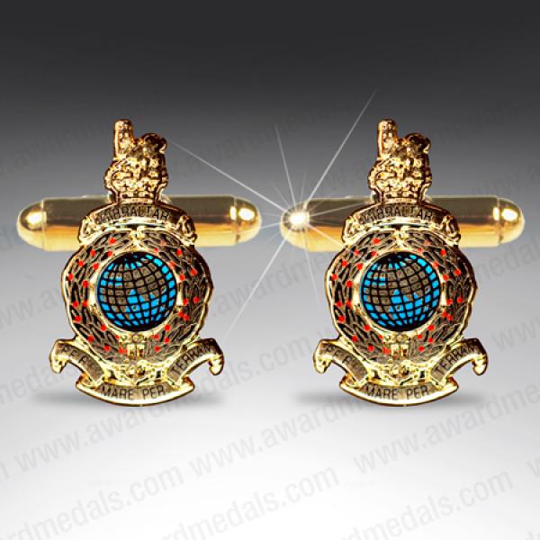Royal Marines Cufflinks